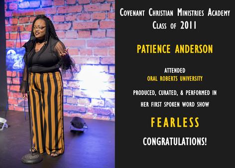 Patience Anderson