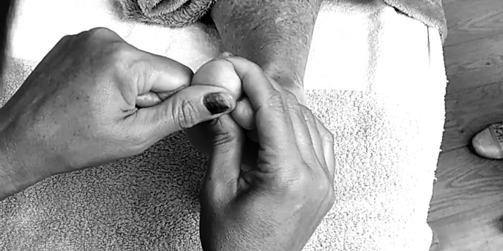 Starten met voetreflexologie