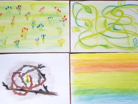 Kernkwadranten creatief