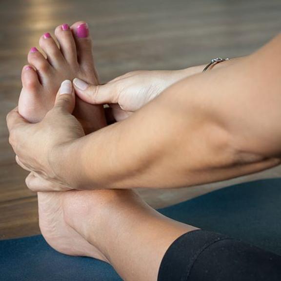 Starten met voetreflexologie najaar 2021 (oktober opstart)
