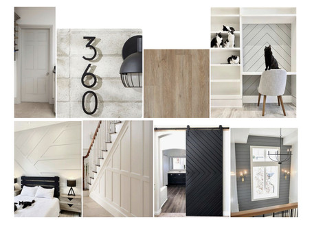 Final design boards for the duplex reno