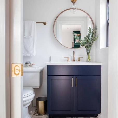 Spring 2020 One Room Challenge Week 2: Bathroom Renovation