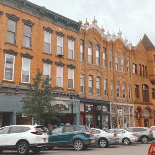 Main Street in Cooperstown