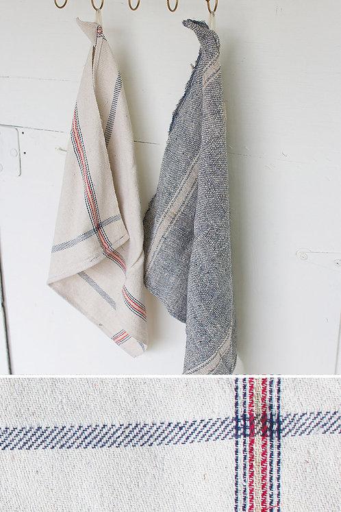 Set of 6 cotton kitchen towels