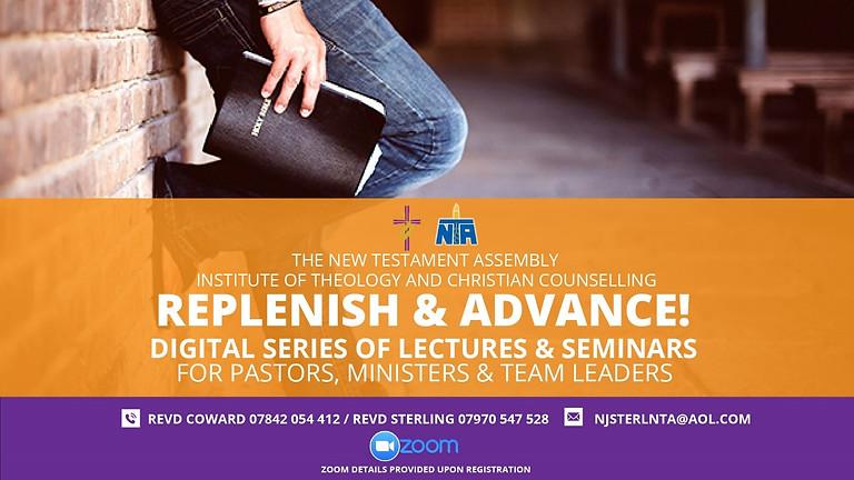 ITCC Replenish & Advance Digital Series