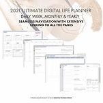 Creatively Minded Digital Planner