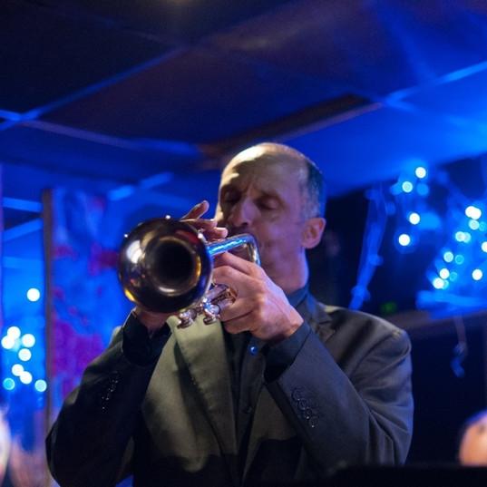 Karl Charity at Jazz After Dark