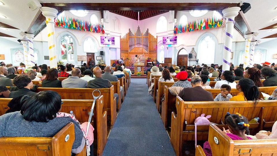 16042017_Easter_Sunday_Service_Elder_Mar