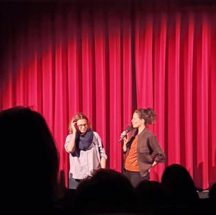 Lucia Scharbatke & Maya Reichert