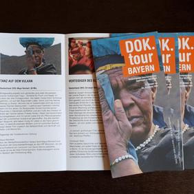 DOK.tour - die Kinotour bayernweit 2019
