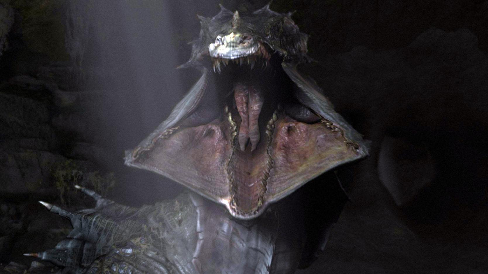 The dragon Fafnir