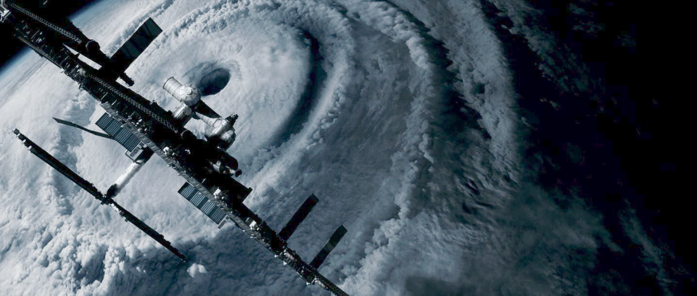 The ISS and the superstorm Part 1