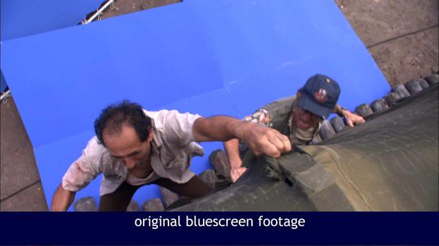 Bluescreen Element