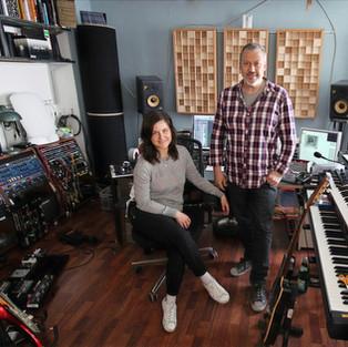 Superstrings im Studio