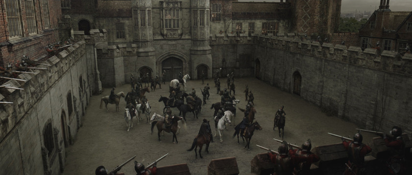 Whitehall stand-off finished composite