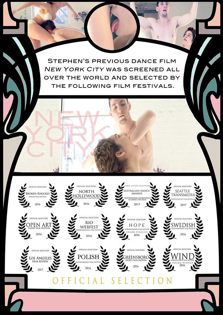 NYC Film Stephen Agisilaou
