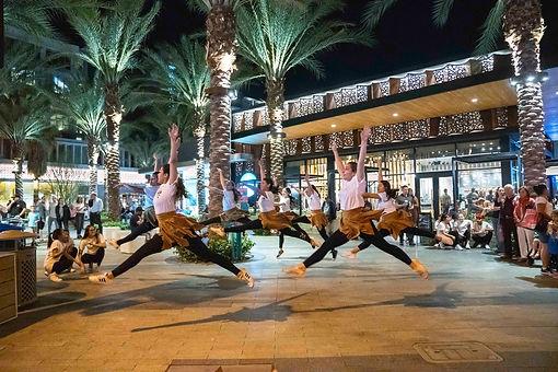 Dancin in the STreets_Starbucks plaza.jp