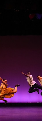 The Palm Springs Dance Project - Lula Washington dance Theater