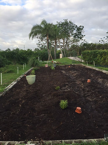 Deerig Bay Community Garden Ready for Planting