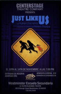 Just Like Us Show Poster