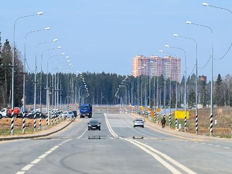 В городском округе Солнечногорск в конце лета текущего года откроют новую транспортную развязку