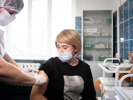 В Солнечногорске продолжается бесплатная вакцинация от COVID-19