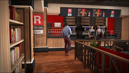Redline Cafe'