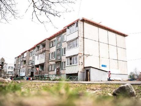 Работы по программе капремонта завершили уже на двух домах в городском округе Солнечногорск