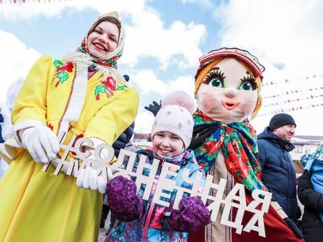 Несколько тысяч блинов испекут на Масленицу в городском округе Солнечногорск