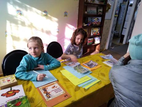 Эко-неделя стартовала в детской библиотеке в Солнечногорске