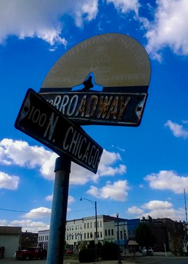 N. Chicago/ Broadway