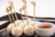 Pirulito de tapioca com melado de cana 3