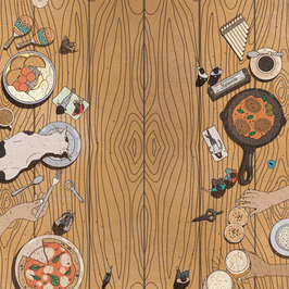 Kitchen Gatherings
