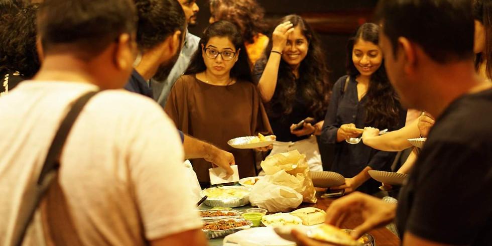 Motojojo Gatherings 312 #PotluckBrunchWithBangalore