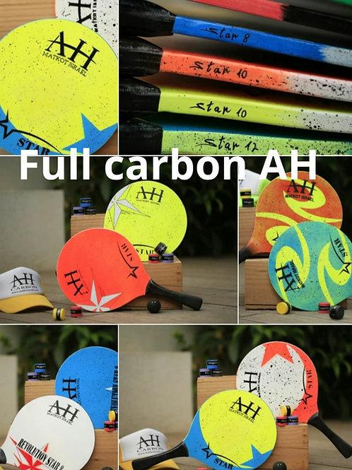 Full carbon AH מטקות פול קרבון