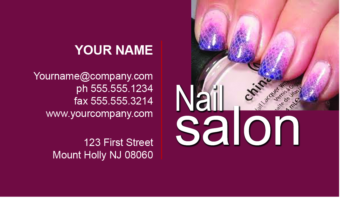 STOCK BUSINESS CARD 4