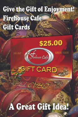 GIFT CARD POSTER 4X6
