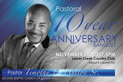PASTOR ANNIVERSARY CARD FRONT