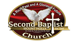 SECOND BAPTIST LOGO
