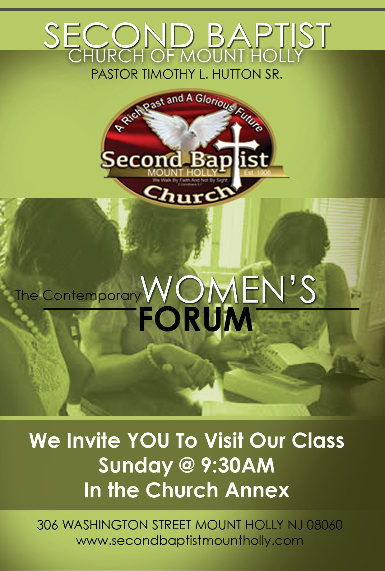 WOMENS SUNDAY SCHOOL BACK 2