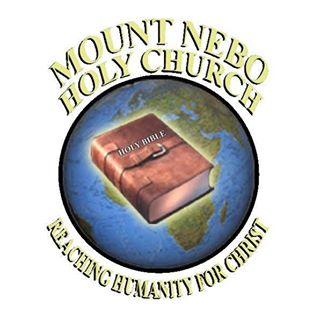 MOUNT NEBO LOGOG