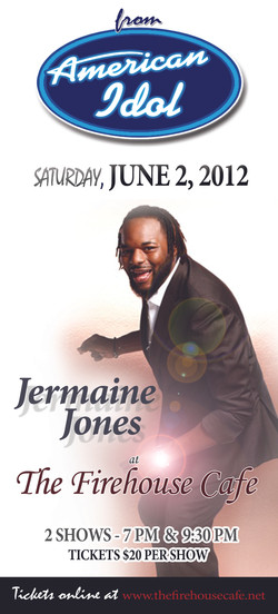 Jermaine Jones Line Up Card BACK