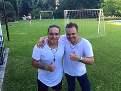 Nazareno and Sebastian Mendoza