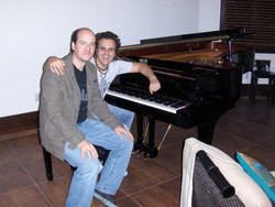 Nazareno and Rafa Sardina
