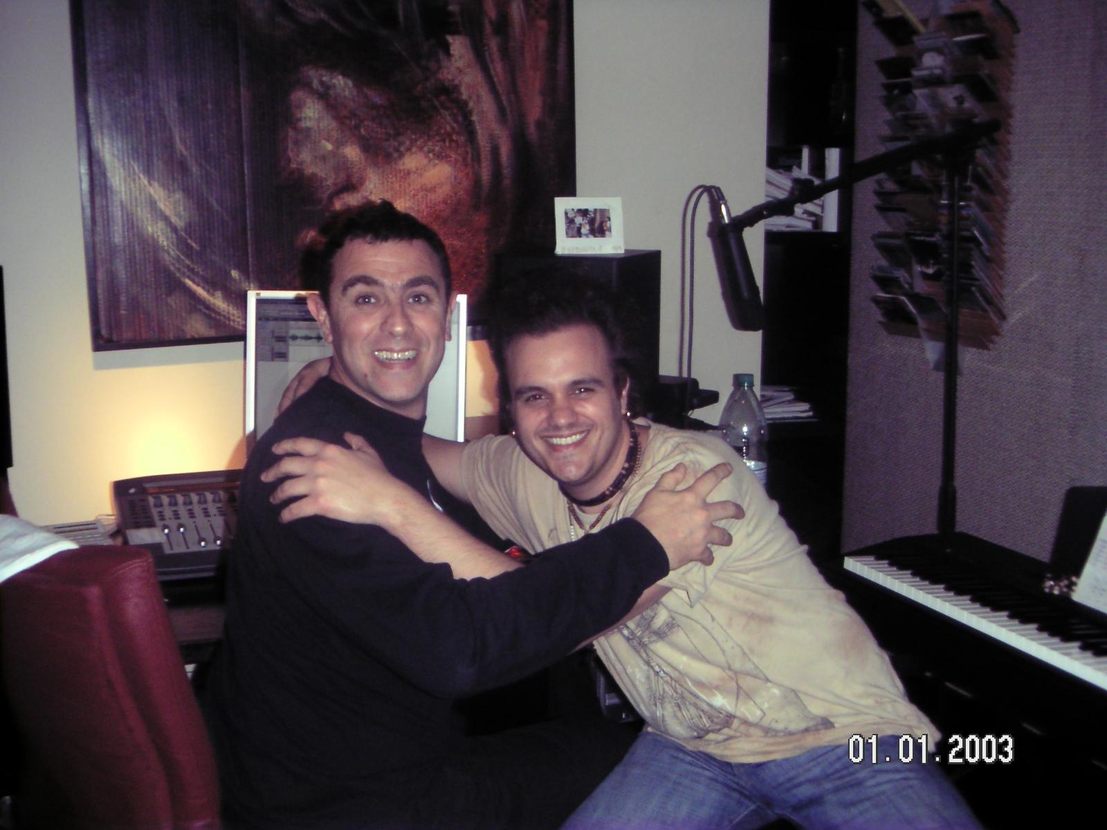 Nazareno and Walter Zeinal