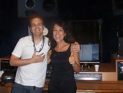 Nazareno Andorno and Patricia Sosa