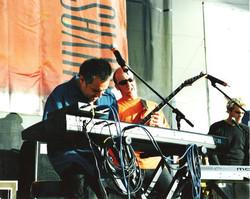 Nazareno and Alejadro Lerner