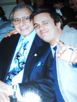 Nazareno Andorno and Lalo Schifrin