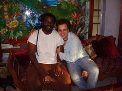 Nazareno Andorno and Richie Marley