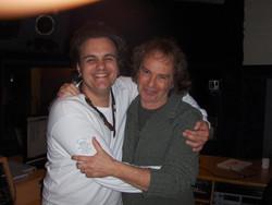 Nazareno and Raul Porcheto